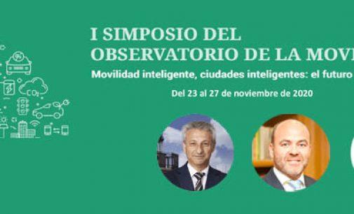 José de Lara, decano presidente del COIN y la AINE participará en el I Observatorio de la Movilidad