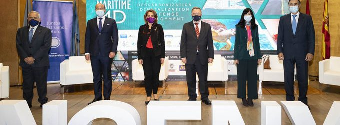 Los ingenieros navales y la industria marítima españoles claves para liderar la transformación digital y ecológica