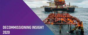 Últimos datos de los costes del sector de desmantelamiento de unidades offshore