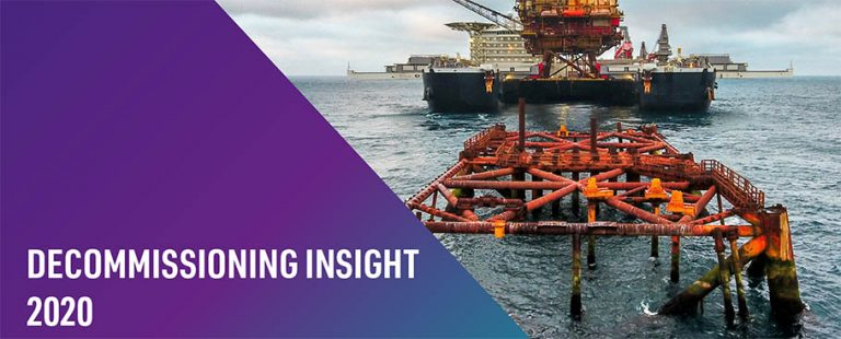 Decommissioning Insight 2020