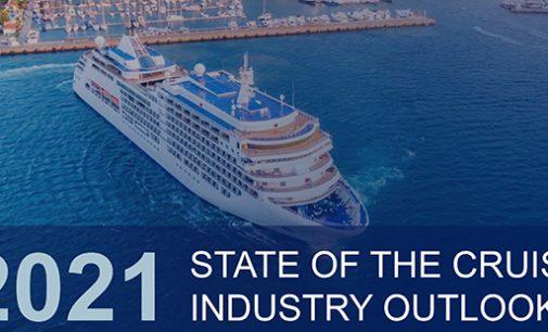 CLIA es optimista de cara al 2021 en su último informe de perspectivas de la industria de cruceros