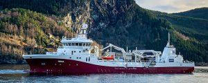 Entregado el buque de transporte de pescado vivo Reisa