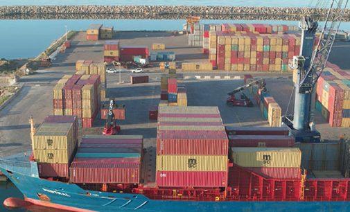 La Autoridad Portuaria de Almería ampliará la terminal de contenedores del Puerto