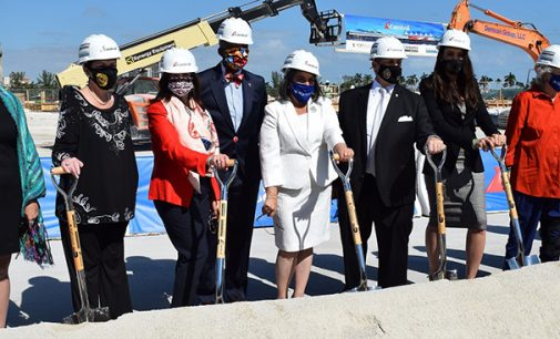 Comienza la construcción de la Terminal F de cruceros en Miami