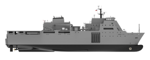 Vard Marine diseñará el nuevo buque para la Armada de Chile