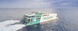 Baleària reanuda su ruta de pasajeros entre Estados Unidos y Bahamas