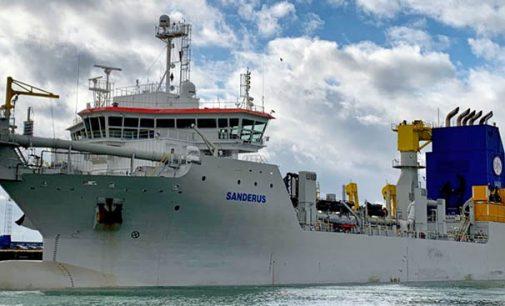 Jan De Nul, primera naviera en recibir la notación de Bureau Veritas en emisiones ultrabajas