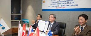 DSME construirá 10 VLCC duales