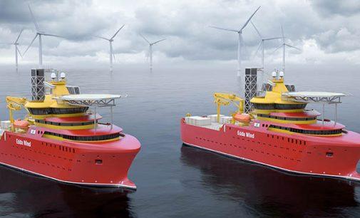 Gondán construirá dos nuevos CSOVs para Edda Wind