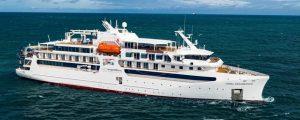 Vard entrega el segundo crucero de expedición de Coral Expeditions
