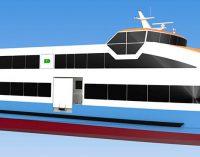 Gondán comienza la construcción de 10 ferries eléctricos para la portuguesa Transtejo