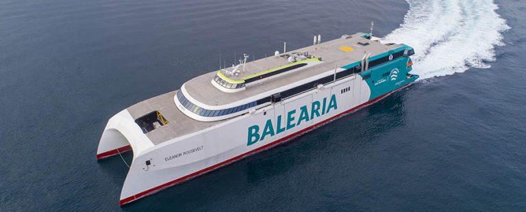 pruebas_de_mar_ferry_Eleanor_Balearia