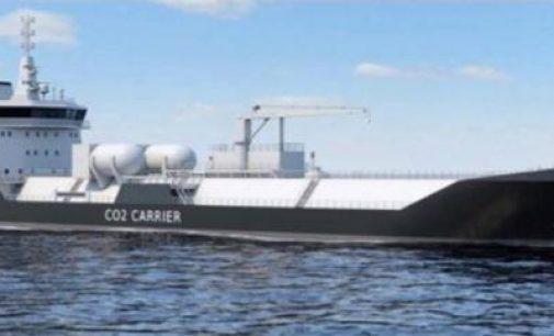 Wärtsilä ha desarrollado un diseño para el sistema de contención de la carga para los Bulk Carrier de CO2