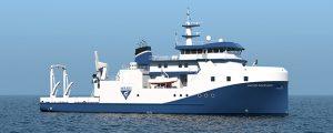 Freire construirá el nuevo buque de investigación de MBARI