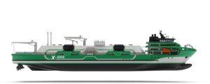 X-GAS, el proyecto líder en transporte y abastecimiento de combustible sostenible