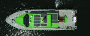 El Penguin Tenaga es clasificado por Bureau Veritas como el primer barco eléctrico híbrido de Singapur