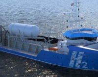 BV entrega la AiP del nuevo diseño de una draga de succión propulsada a H2