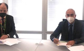 El grupo OWM firma con Iberdrola los Labour Services del parque Wikinger