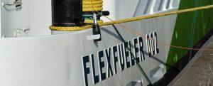 La nueva barcaza de abastecimiento Flex Fueler 002, ya está operativa en Amberes