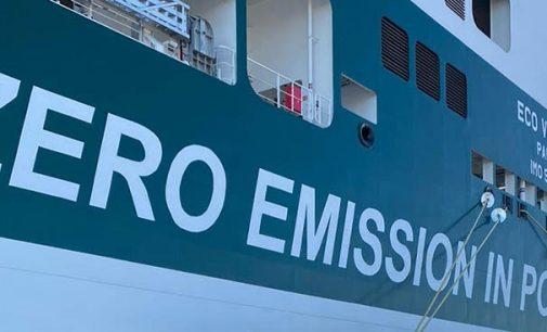 El Puerto de València reduce durante casi última década su huella de carbono un 30%