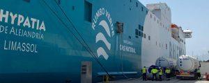 El puerto español de Motril ya suministra GNL a buques
