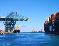 Valenciaport afianza su posición como el puerto español mejor conectado y el cuarto de Europa