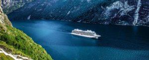 El nuevo buque de la categoría de pequeños cruceros, el Viking Venus, ha sido entregado en Ancona