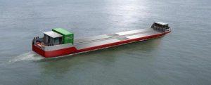 El primer buque carguero de hidrógeno del mundo se lanzará en París