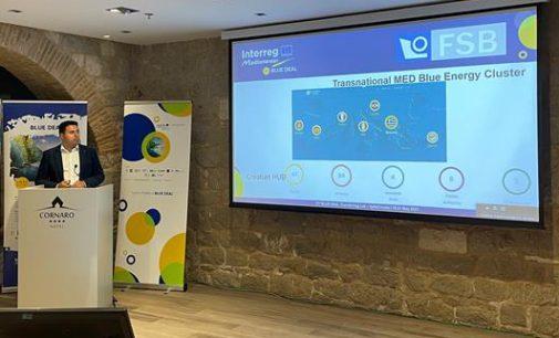 El segundo BLUE DEAL Transferring Lab moviliza más de 200 personas interesadas en el desarrollo del sector eólico marino en Croacia