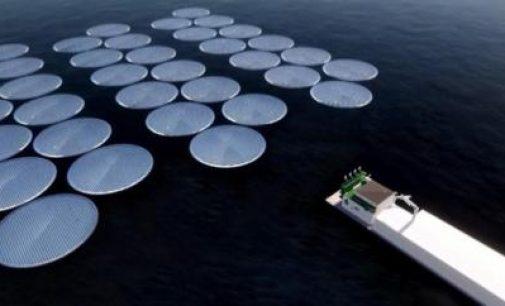 Tecnología noruega para la producción de agua dulce a partir de deslizadoras flotantes