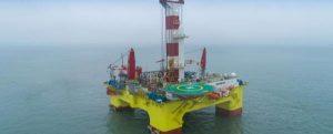 Primera plataforma offshore en conseguir la primera notación Smart de DNV