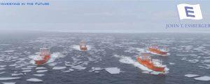 Acuerdo para la construcción de 4 buques cisterna para operar en Europa