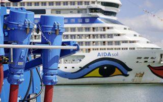 La mayor planta de conexión eléctrica a buques en puerto de Europa