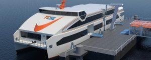 Bureau Veritas clasificará los 10 ferries eléctricos que construye Gondán