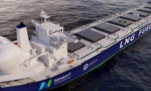 Newport se prepara para un futuro verde con la aprobación del concepto de GNL