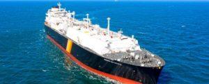 Se realiza la entrega del nuevo buque de GNL Diamond Gas Crystal