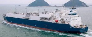 Finaliza el primer estudio para medir directamente las emisiones de metano de un buque de GNL