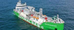 El buque de aprovisionamiento de GNL Dmitry Mendeleev de Gazprom Neft supera las pruebas de mar