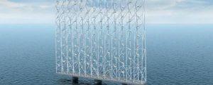 Tecnología revolucionaria que convierte a la eólica flotante en una fuente de energía competitiva