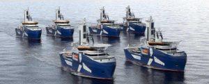Kongsberg Maritime se adjudica un contrato con Merchant Heavy Industries para suministrar equipos de CSOV a Awind