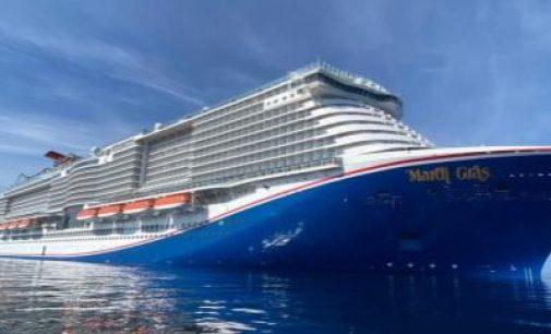 Las Bahamas acoge el primer crucero propulsado por GNL de Carnival Cruise Lines