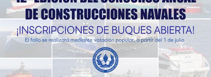 12ª EDICIÓN DEL CONCURSO ANUAL DE CONSTRUCCIONES NAVALES