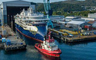 Crucero de expedición National Geographic Resolution