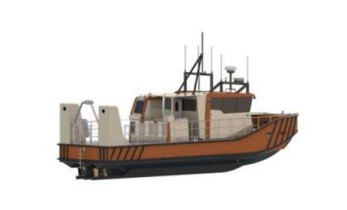 La dirección de costas danesa encarga un nuevo buque de investigación a Tuco Marine – ProZero Workboats