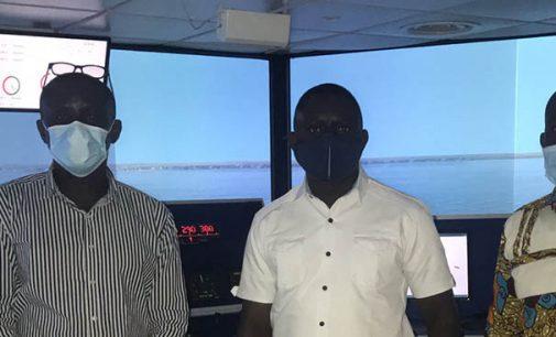 Los prácticos del puerto de Tema (Ghana) se forman en Siport21