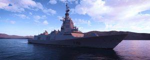 Navantia ofrece la F-110 a la Marina Griega y propone una ambiciosa colaboración industrial en el Mediterráneo
