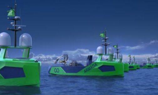 Ocean Infinity selecciona a DNV para sus innovadores buques robotizados