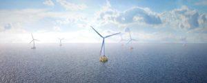 Saitec obtiene 2,4 M€ para acelerar la comercialización de su tecnología eólica marina flotante