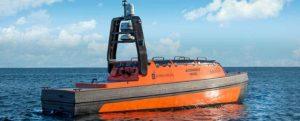 Nuevo vehículo no tripulado de Kongsberg para reducir la huella de carbono