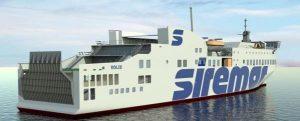 La experiencia en GNL de Wärtsilä, clave para el pedido de un nuevo ferry italiano con varios motores